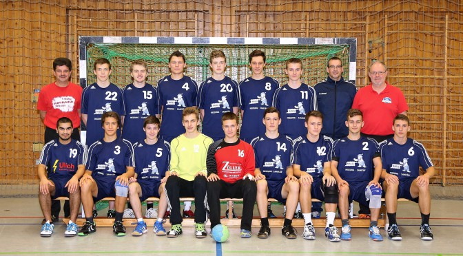 A-Jugend: Landesliga wir kommen