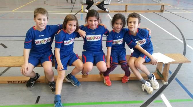 F-Jugendspieltag – Trotz unentschieden – Turniersieger in Bad Schönborn