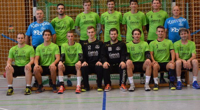 HSG-Herren ziehen in die zweite Pokalrunde ein