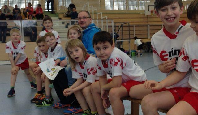 F-Jugendspieltag in Bruchsal