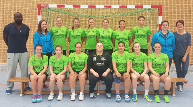Wichtiger Sieg sichert den Wiederaufstieg der HSG Damen in die Landesliga