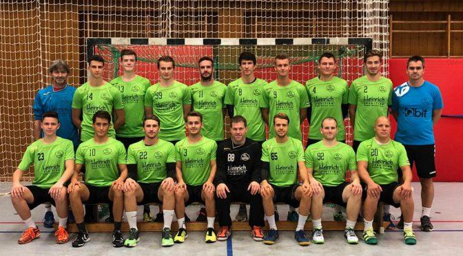 HSG-Herren gewinnen zum Saisonabschluss