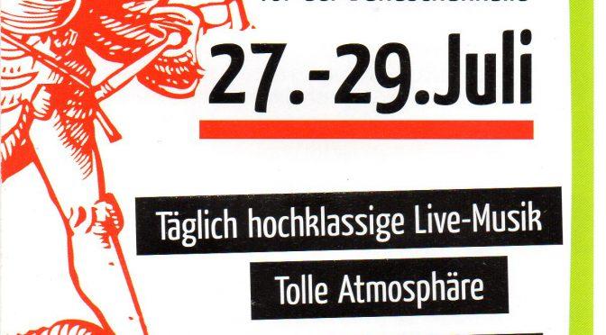 Untergrombacher Joss-Fritz-Fest 2019
