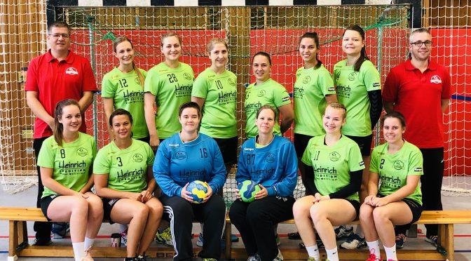 Erneuter Sieg der HSG Damen: SG Odenheim/Unteröwisheim – HSG Bruchsal/Untergrombach 17:27 (10:14)