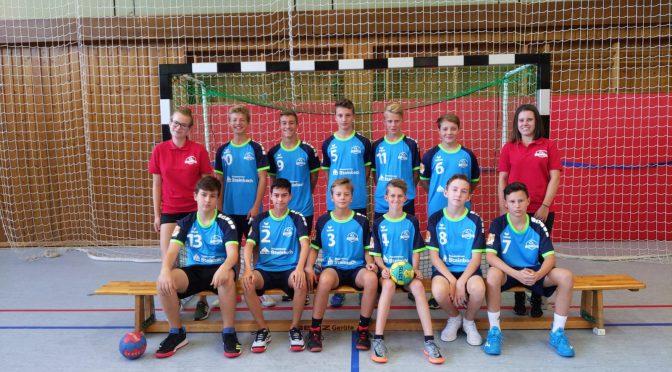 Ersatzgeschwächte C-Jugend verliert in Eggenstein