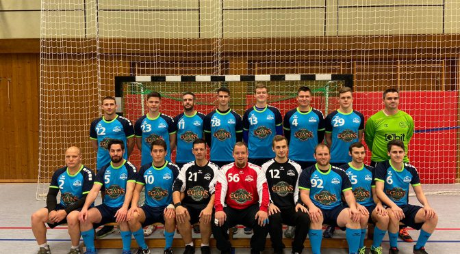 HSG-Herren erkämpfen sich 2 Punkte in Calmbach